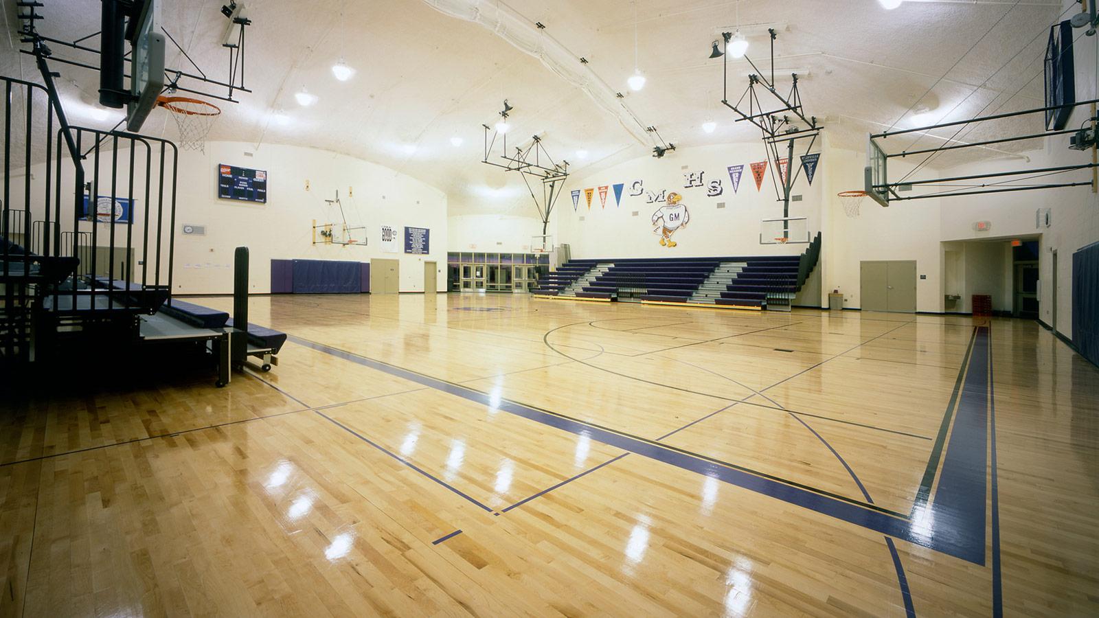 Grand Meadow Public Schools PreK-12 Dome Campus