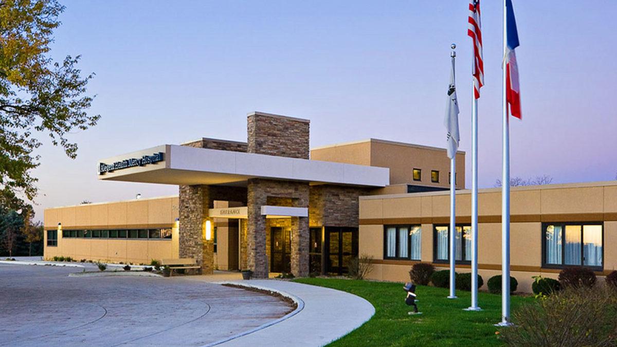 Alegent Health Mercy Hospital Addition and Renovation