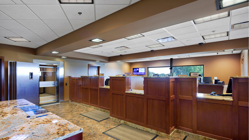 First Dakota National Bank Sioux Falls East Side Branch