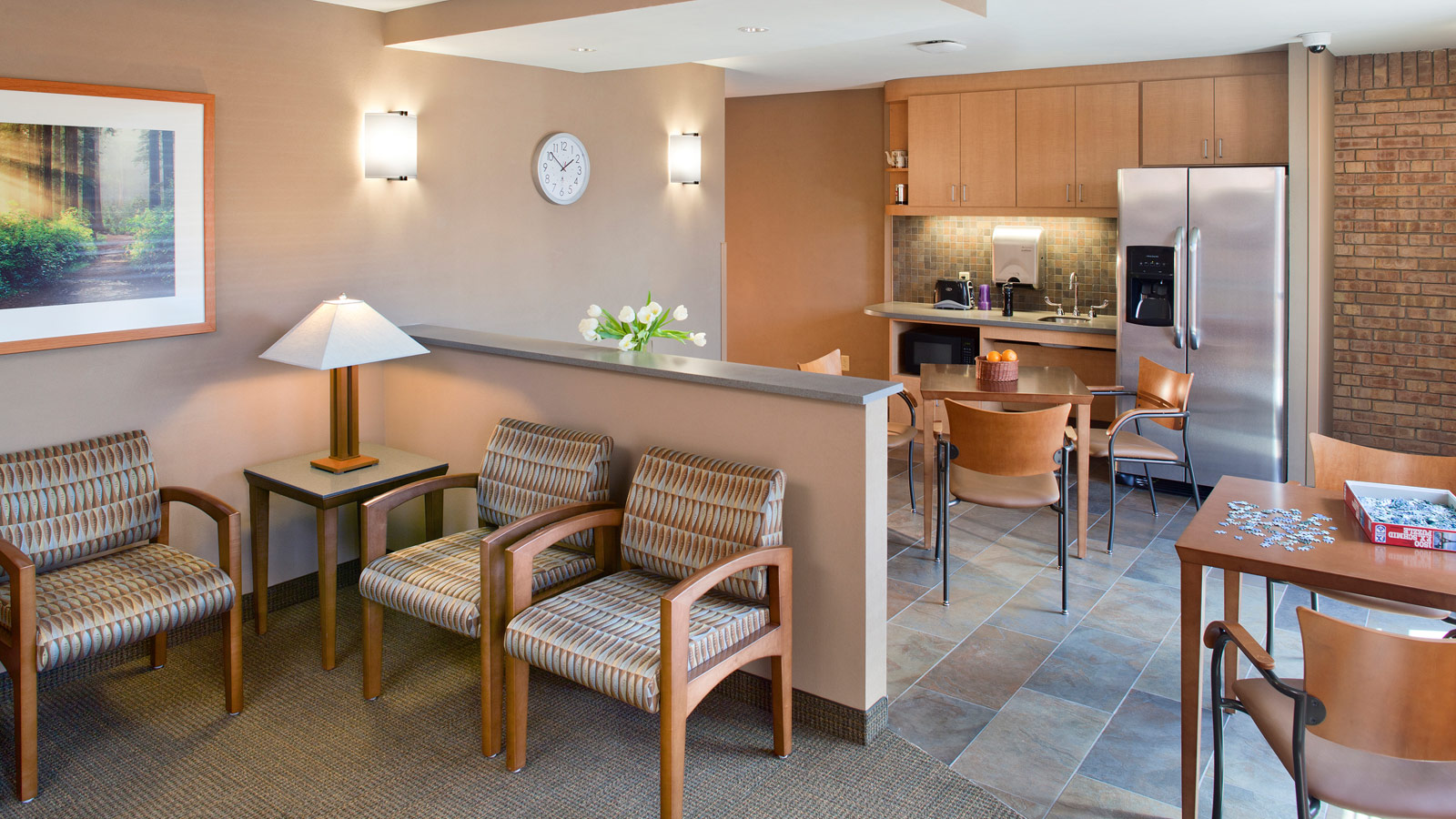 Hazelden Ignatia Renovation