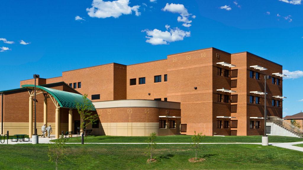 South Dakota Army National Guard Building 802