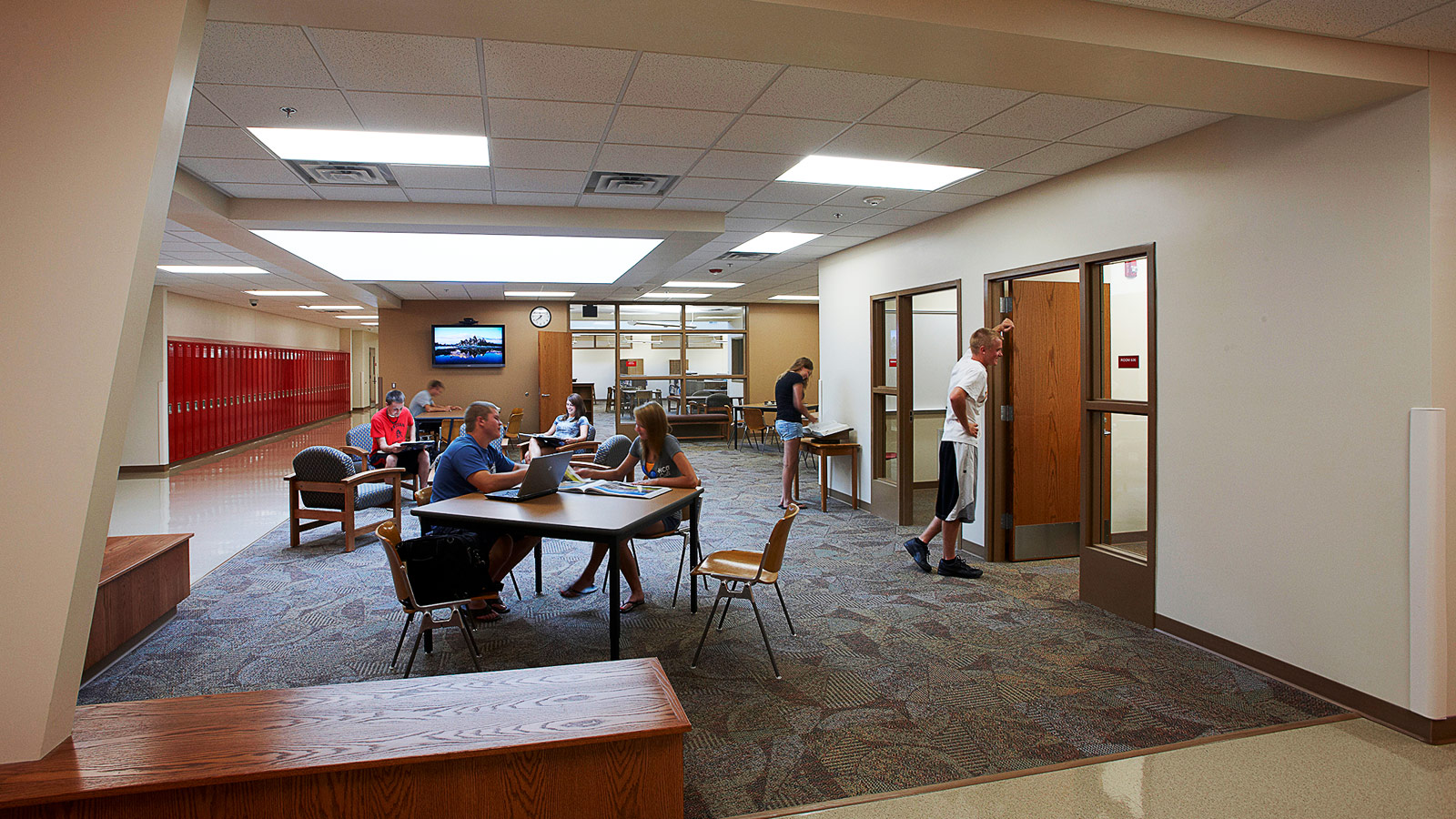 Pocahontas Area Community Schools Middle School & High School Addition and Renovations