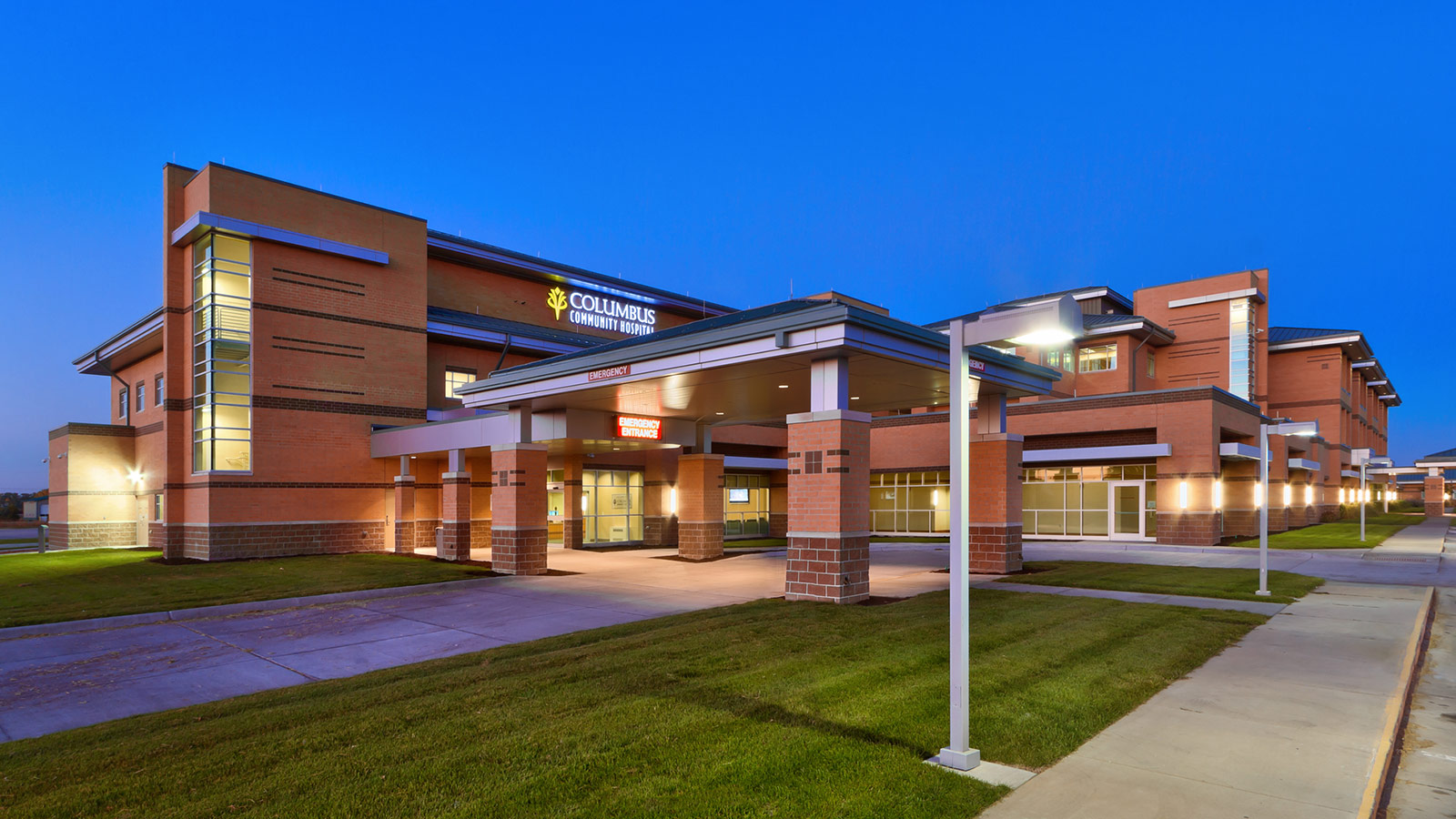 Columbus Community Hospital Emergency Department Addition & Renovation