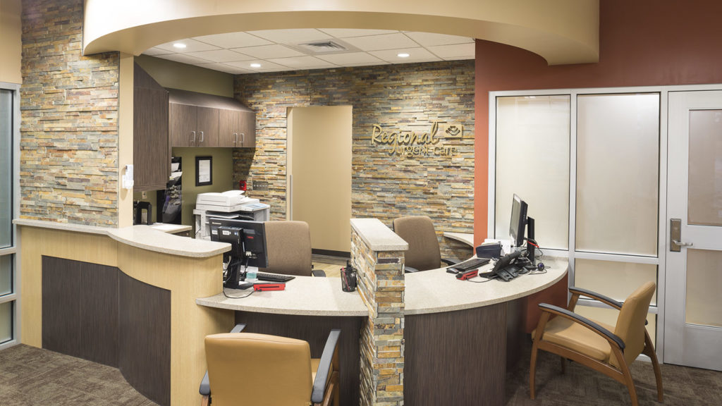 Monument Health Rapid City Urgent Care, Jackson Boulevard
