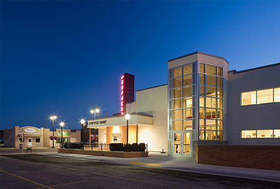 IVCCD Orpheum Theater Center