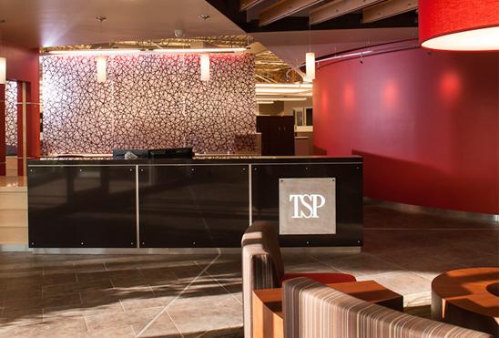 TSP Office Renovation