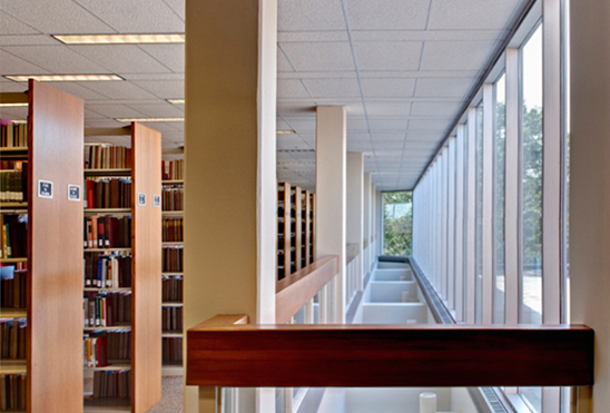 Augustana University Mikkelsen Library Remodel