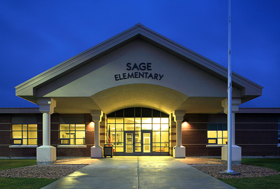 Sweetwater County School District No. 1 Sage Elementary School