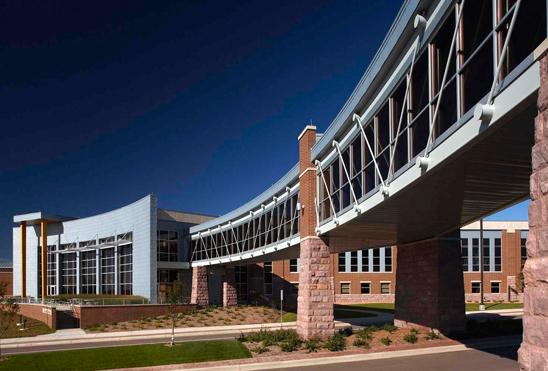 South Dakota Public Universities and Reseach Center – Classroom Building and GEAR Center