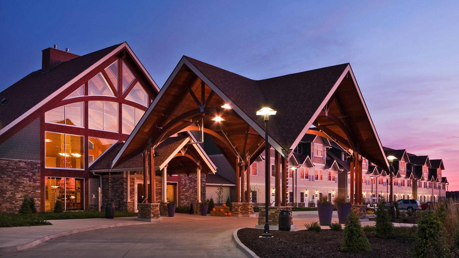 Honey Creek Resort