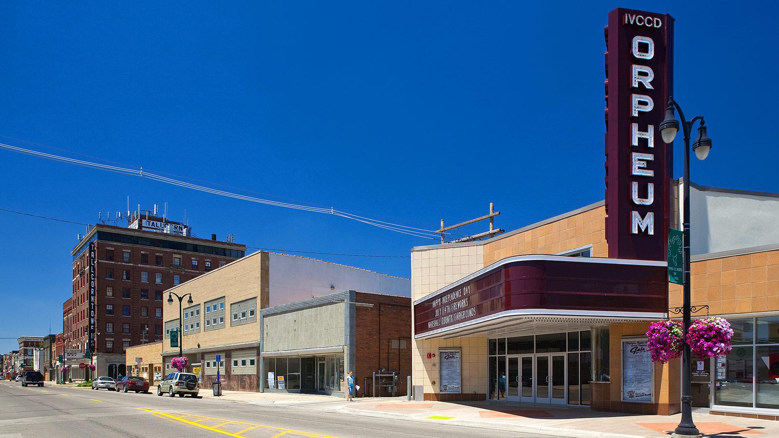 IVCCD Orpheum Theater Center