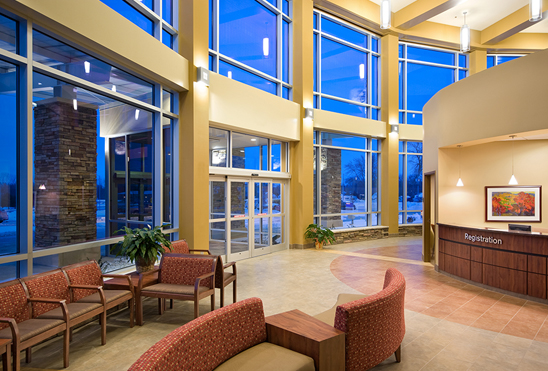 Memorial Community Hospital Health System Addition & Renovation