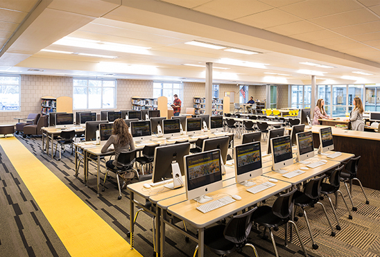 Onamia High School Mechanical Renovation and Academic Space Improvements