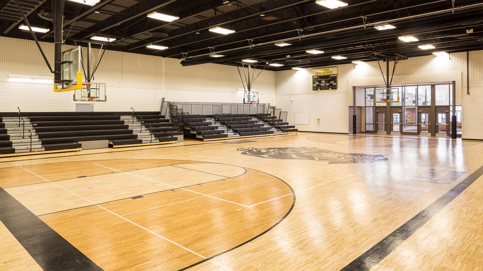 Onamia High School Mechanical Renovation and Academic Space Improvements