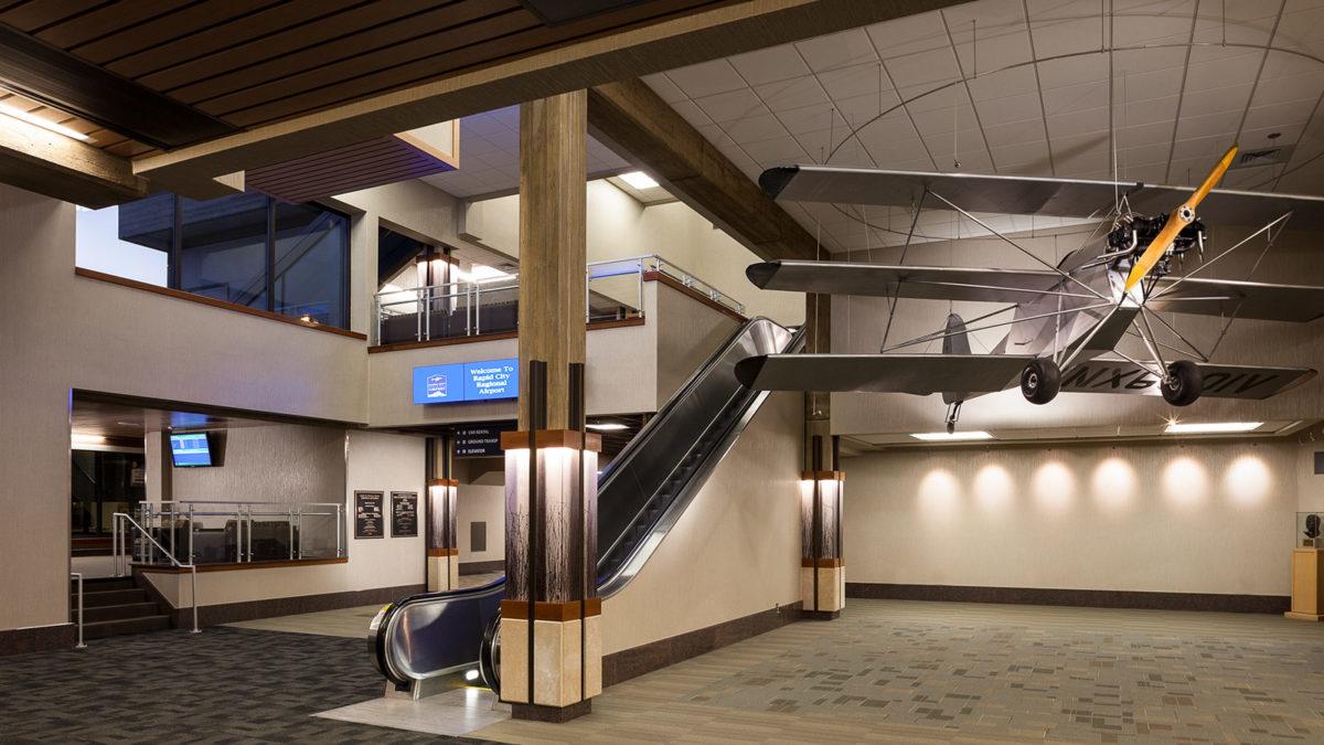 RCRA Terminal Expansion and Remodel