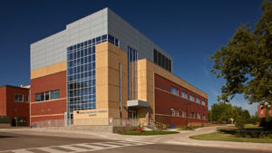 South Dakota School of Mines & Technology Chemical and Biological Engineering + Chemistry Building