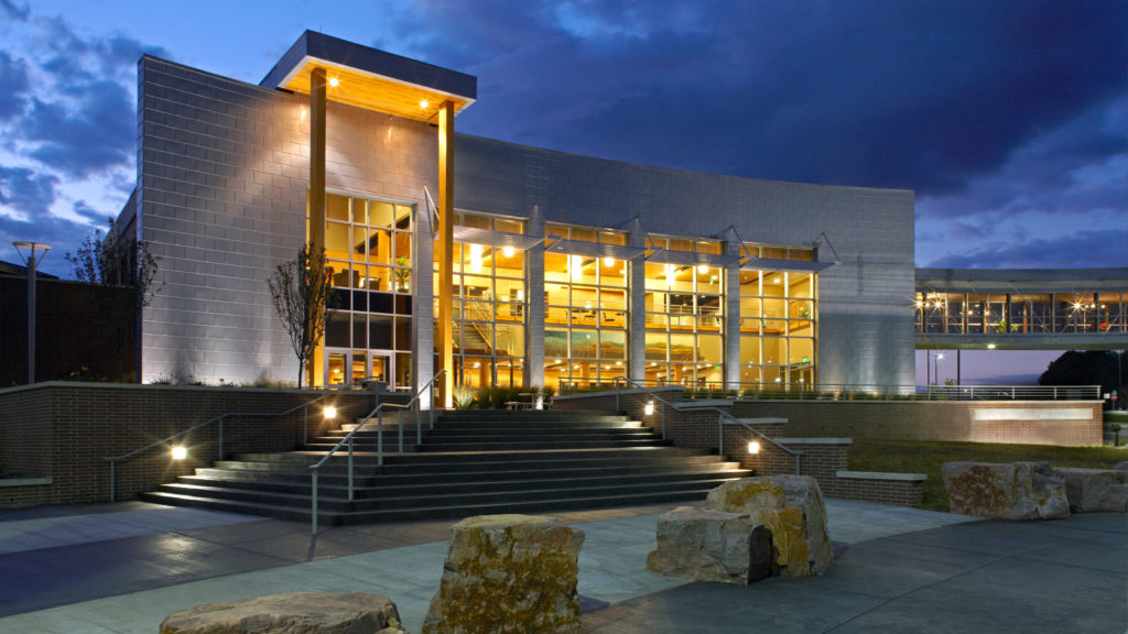 USD Community College for Sioux Falls Classroom Building and USD GEAR Center