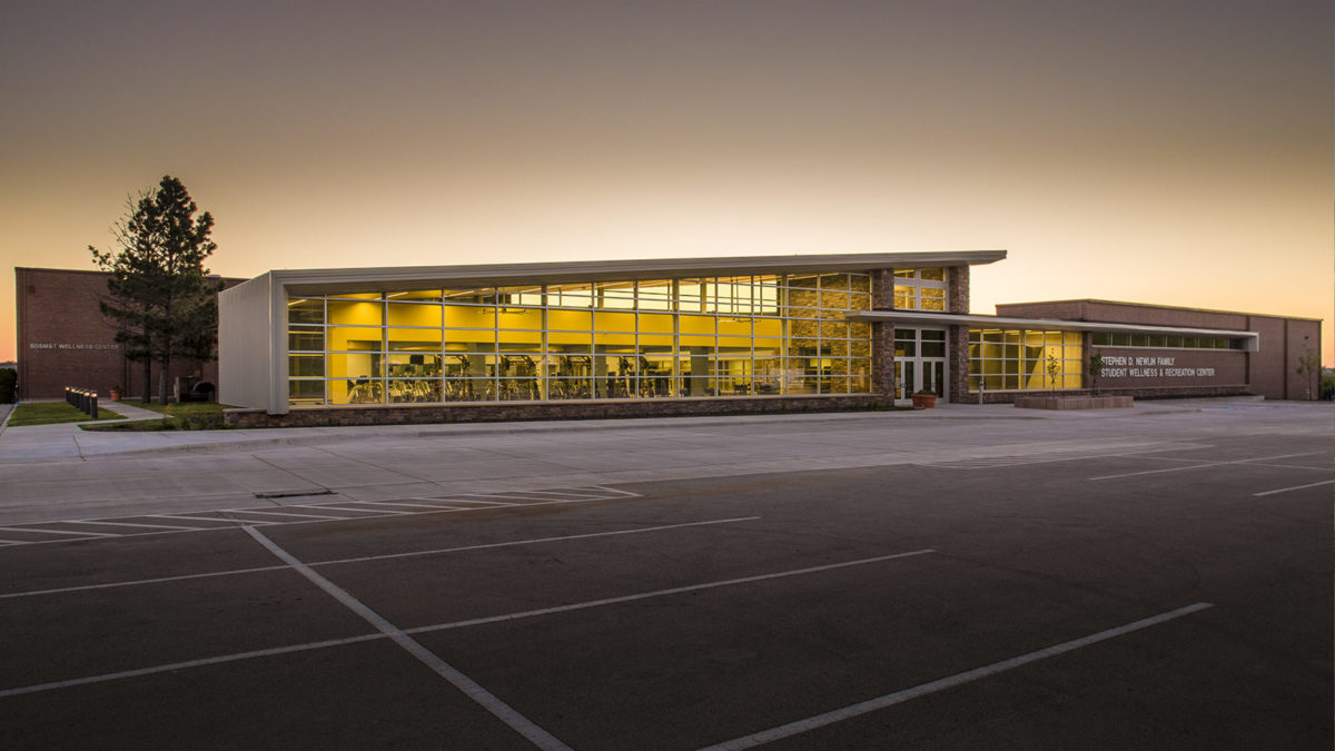 SDSM&T Student Wellness & Recreation Center