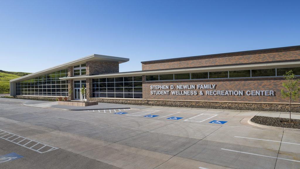 South Dakota School of Mines & Technology Student Wellness & Recreation Center