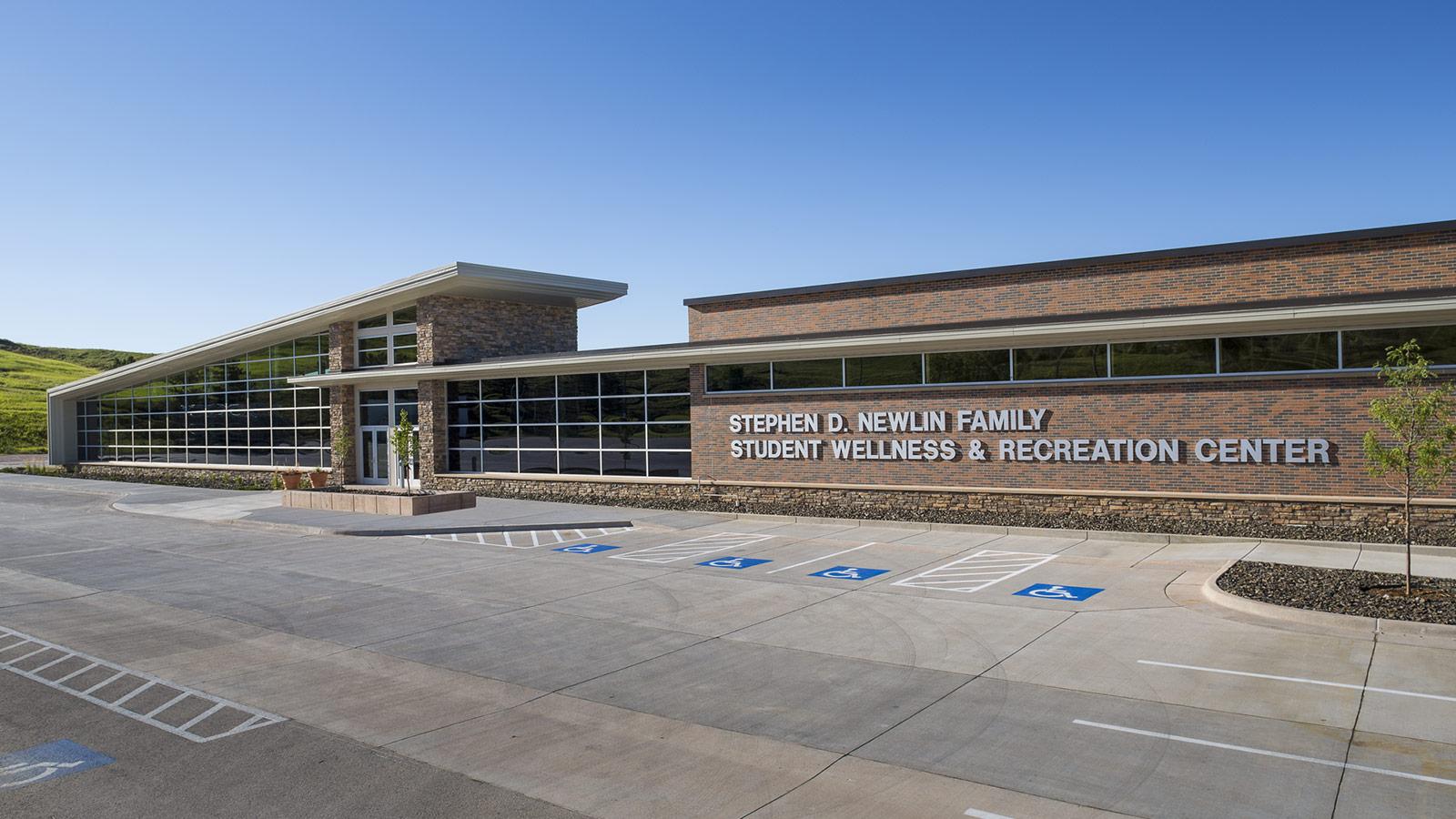 SDSM&T Student Wellness & Recreation Center