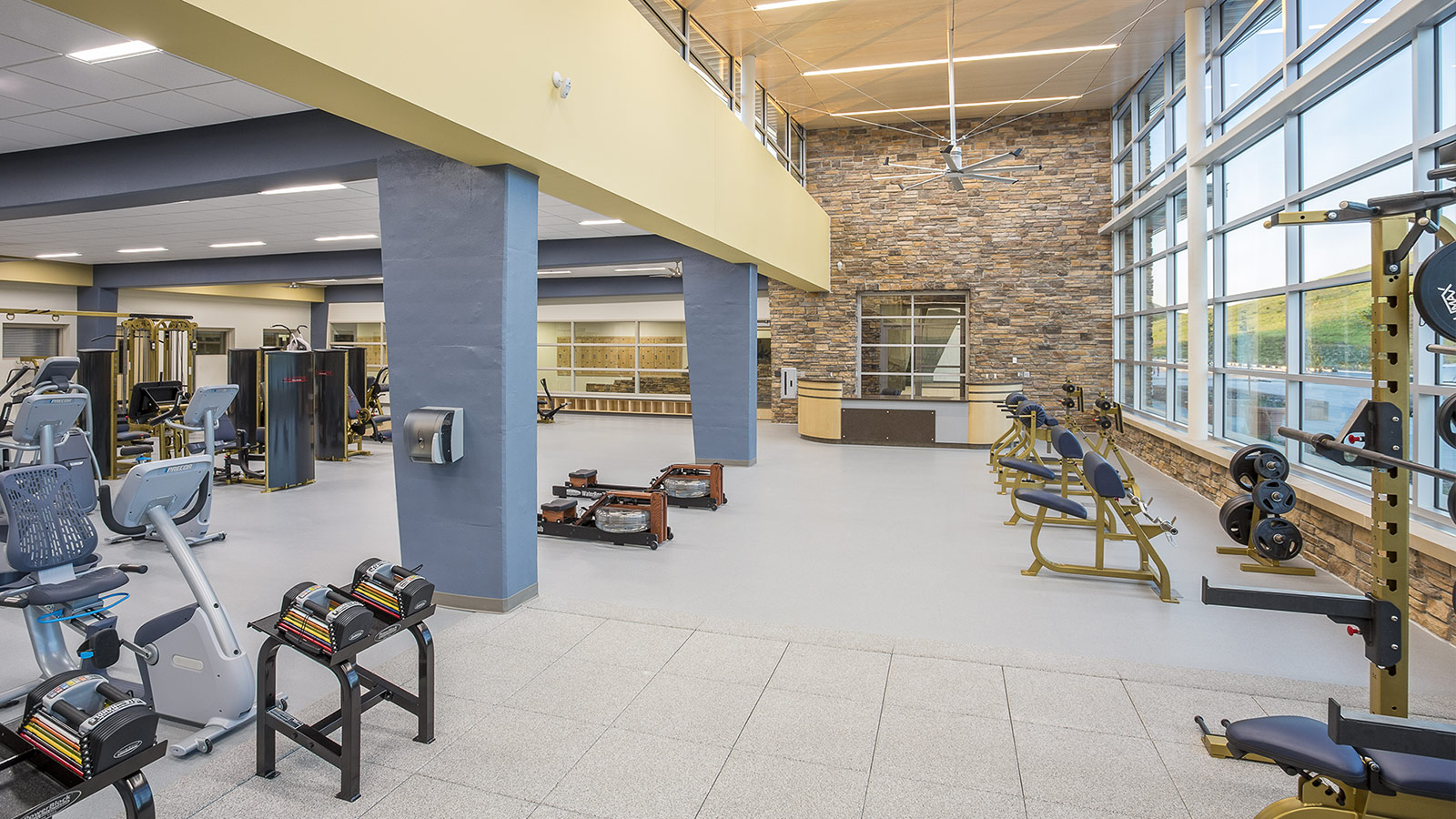 South Dakota School of Mines & Technology Student Wellness & Recreation Center