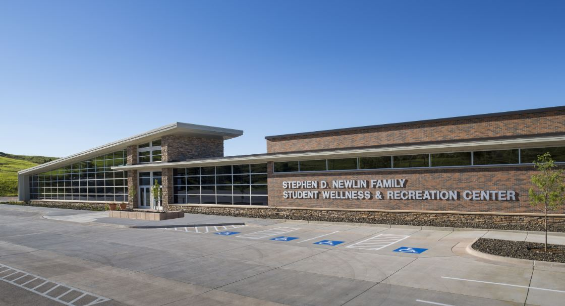 South Dakota School Of Mines Technology Dedicated Its New Wellness Recreation Center Tsp