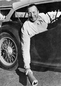 Harold Spitznagel_MG Roadster