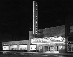 Hollywood Theater Exterior