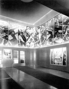 Hollywood Theater Interior