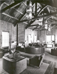 Sylvan_Lake_Lodge Interior