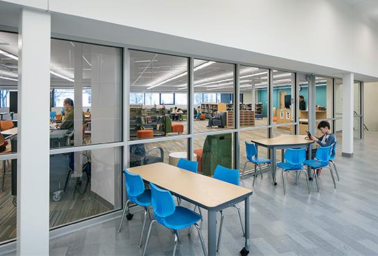 Minneapolis Public Schools Webster Elementary Extensive Remodel