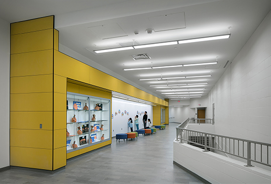 Minneapolis Public Schools Webster Elementary Extensive Remodel