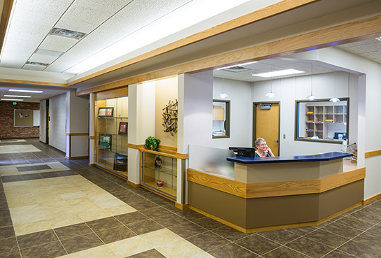 Marshalltown Community School District Support Services Center