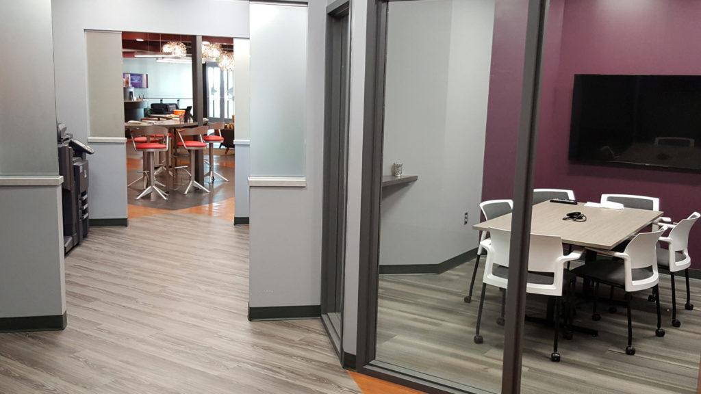 Zeal Center for Entrepreneurship Rebranding & Renovation