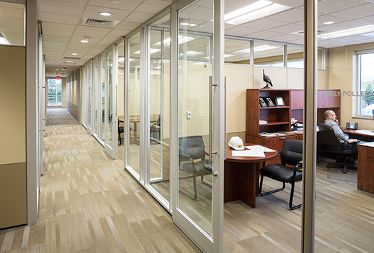 Sweetman Construction / Concrete Materials Corporate Offices