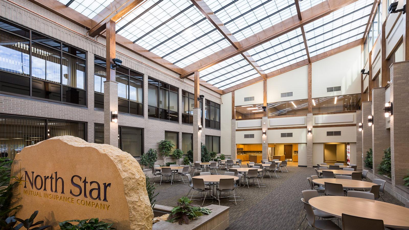 North Star Mutual Insurance Company Corporate Office Addition