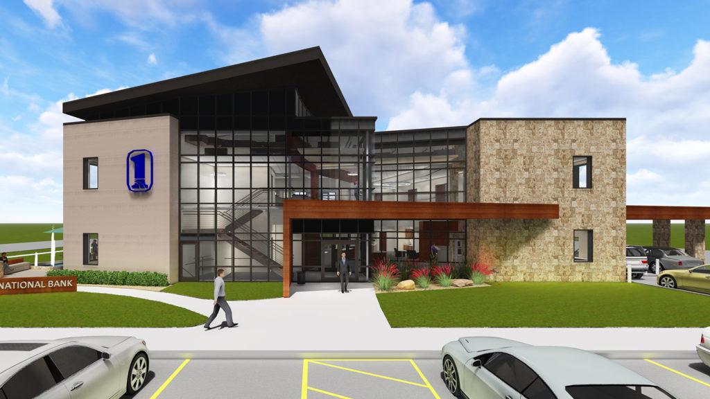 First Dakota National Bank Sioux Falls South Branch