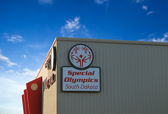 Special Olympics of South Dakota Unify Center