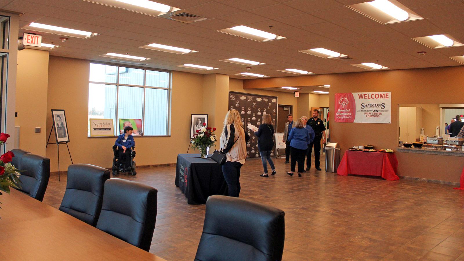 Special Olympics South Dakota Unify Center
