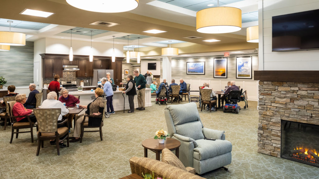 Dow Rummel Retirement Village
