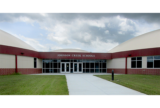 Johnson Creek School District 5-12 Dome School