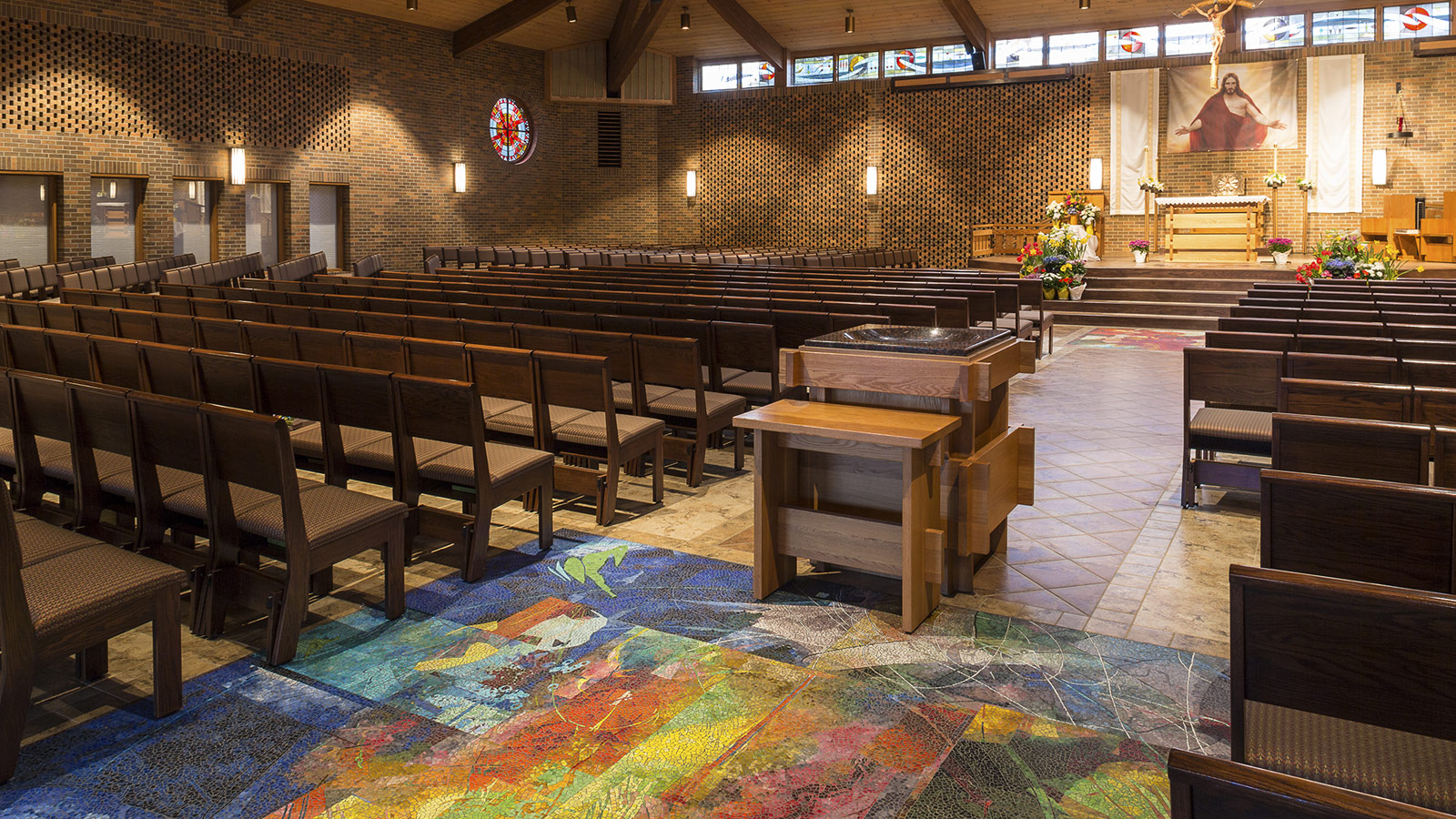 St. Michael Catholic Church Interior Renovations