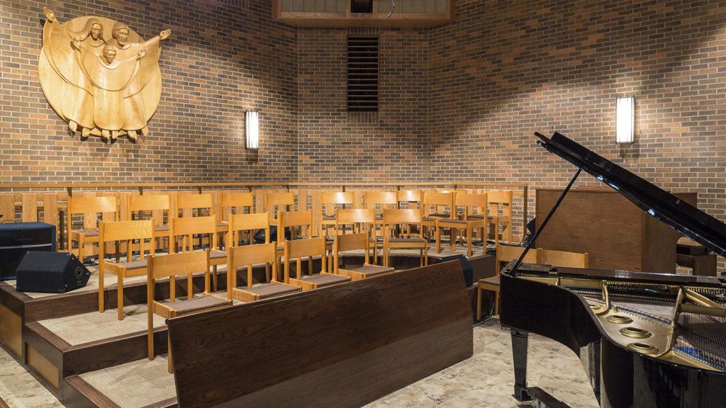 St. Michael Catholic Church Interior Renovations