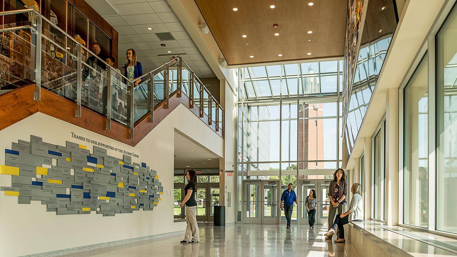 SDSU Alumni Center
