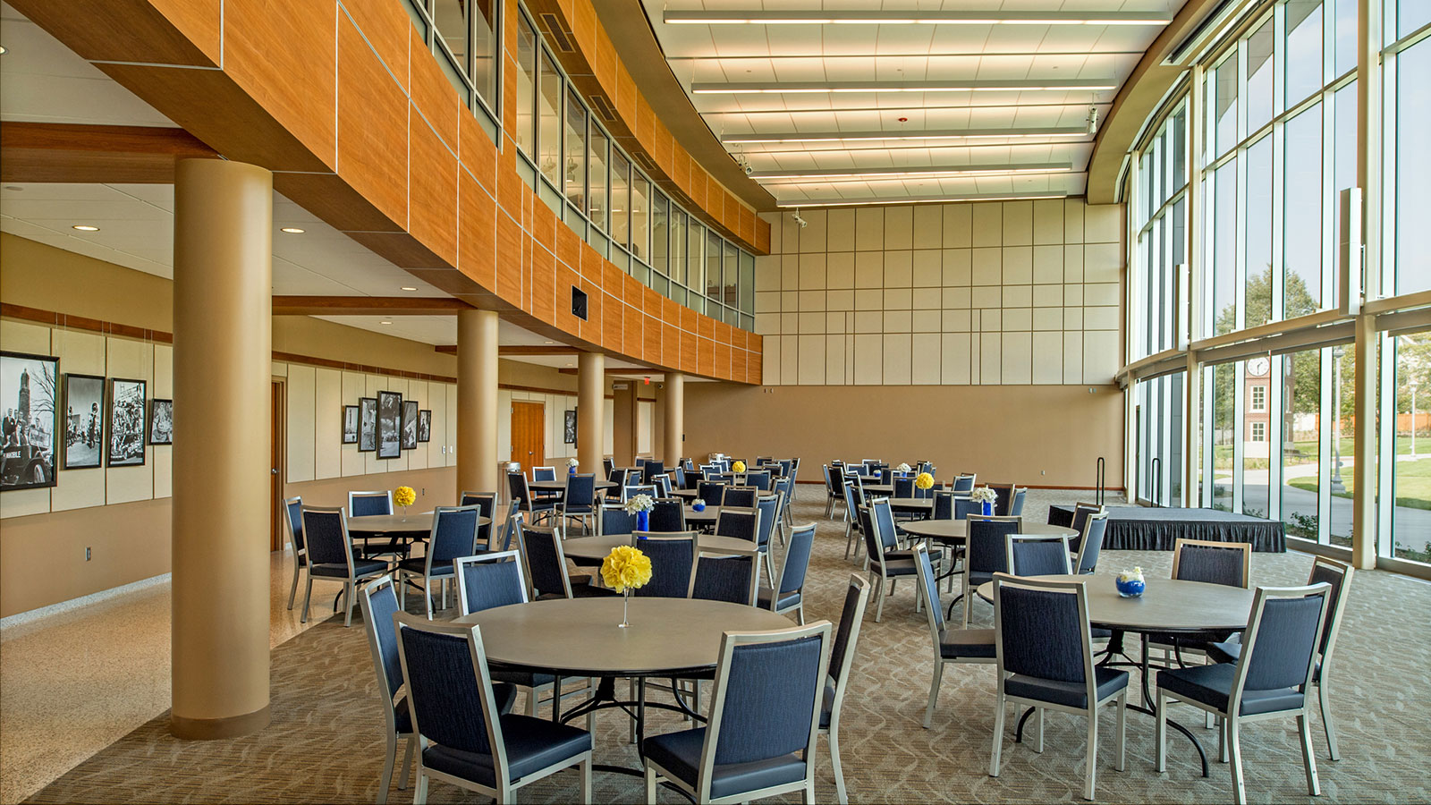 South Dakota State University Alumni Center