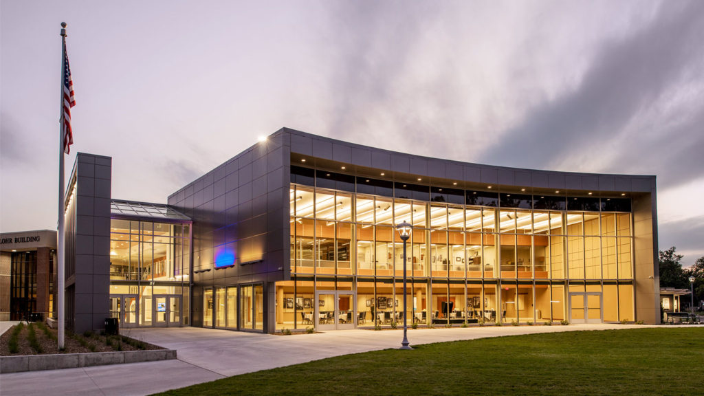 South Dakota State University Foundation Alumni Center