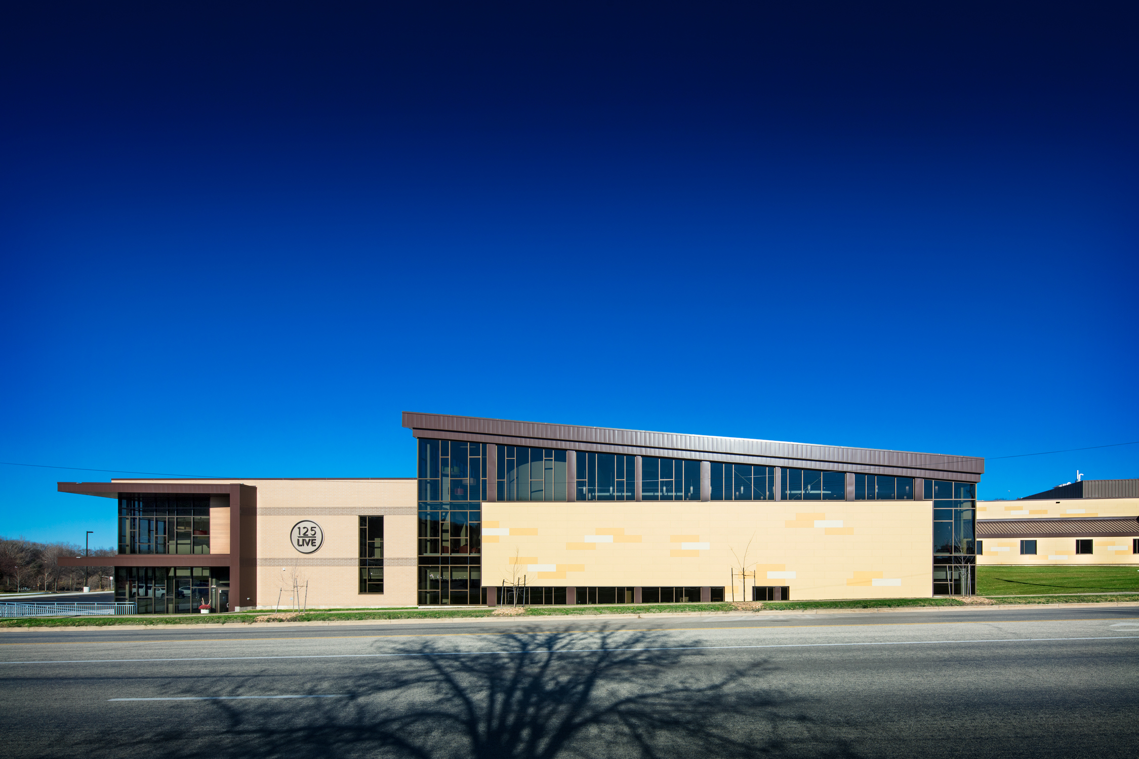 Rochester Recreation Center and 125 LIVE Center for Active Adults