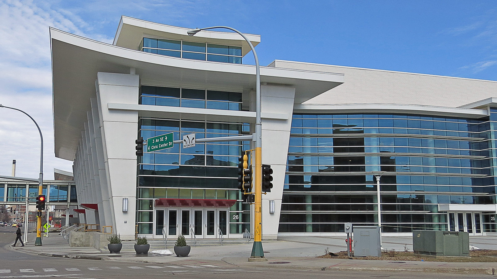 Mayo Civic Center Expansion