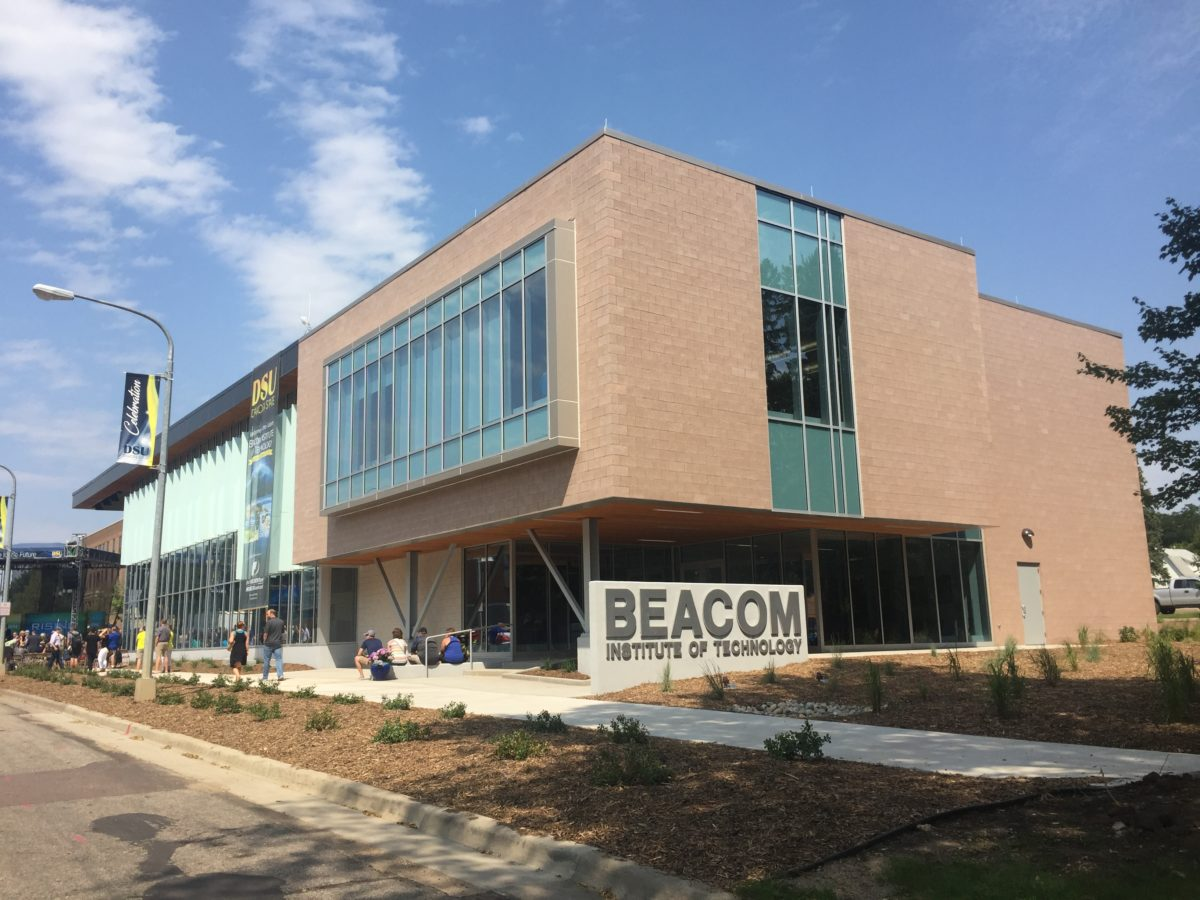 'Cutting-edge form and function' unite in new Beacom Institute of Technology