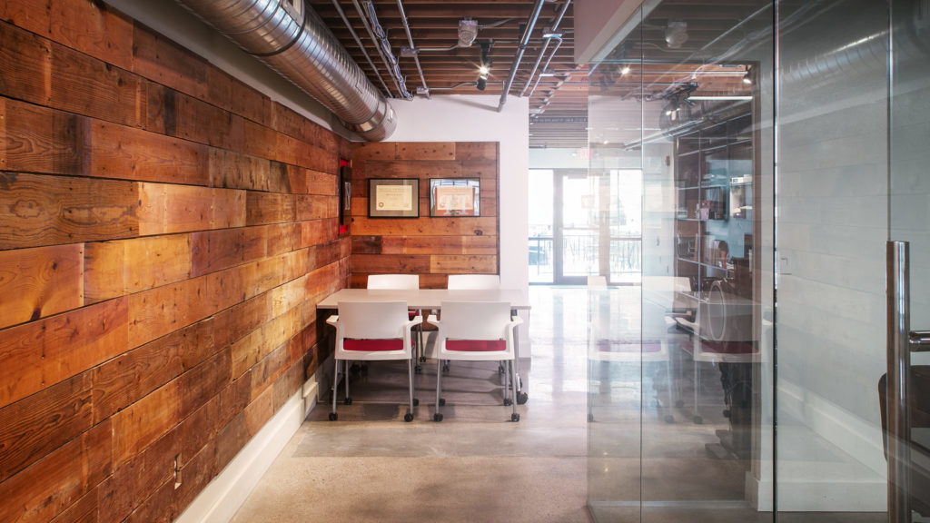 TSP Office Fit-Up | Omaha